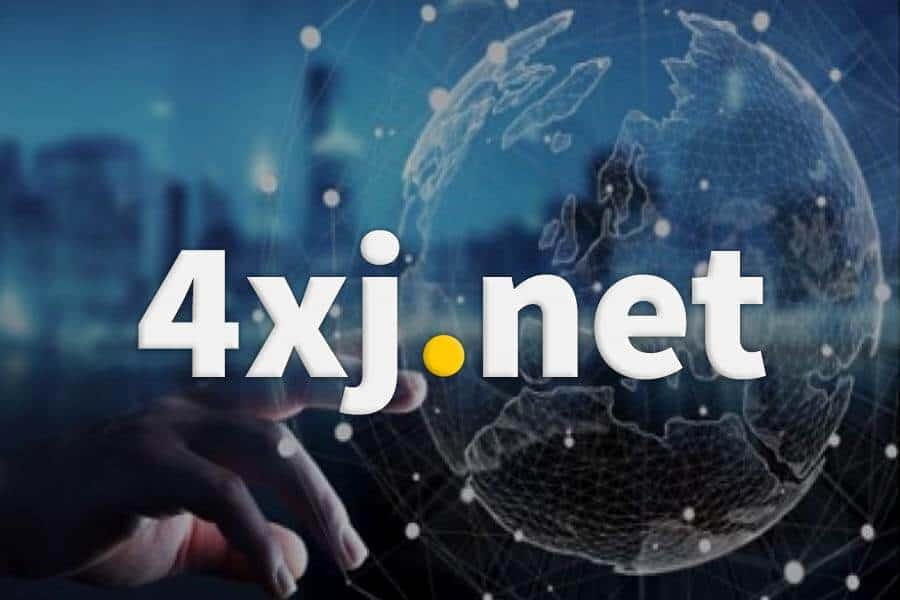 اسم النطاق 4XJ.NET متاح للبيع ثلاث حروف