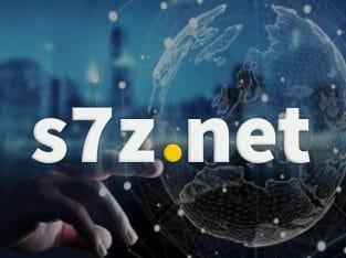 اسم النطاق S7Z.NET متاح للبيع ثلاث حروف