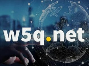 اسم النطاق W5Q.NET متاح للبيع ثلاث حروف