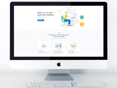 موقع لتقديم الخدمات الالكترونية بمقابل مبلغ شهري أو سنوي