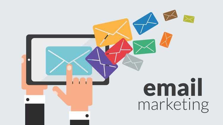 بيع موقع للتسويق عبر البريد الإلكتروني E-Mailing