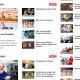 بيع موقع متعدد الصفحات (الرياضية و الياقة البدنية )